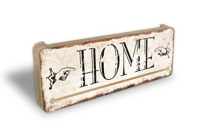 Schlüsselboard Home 3