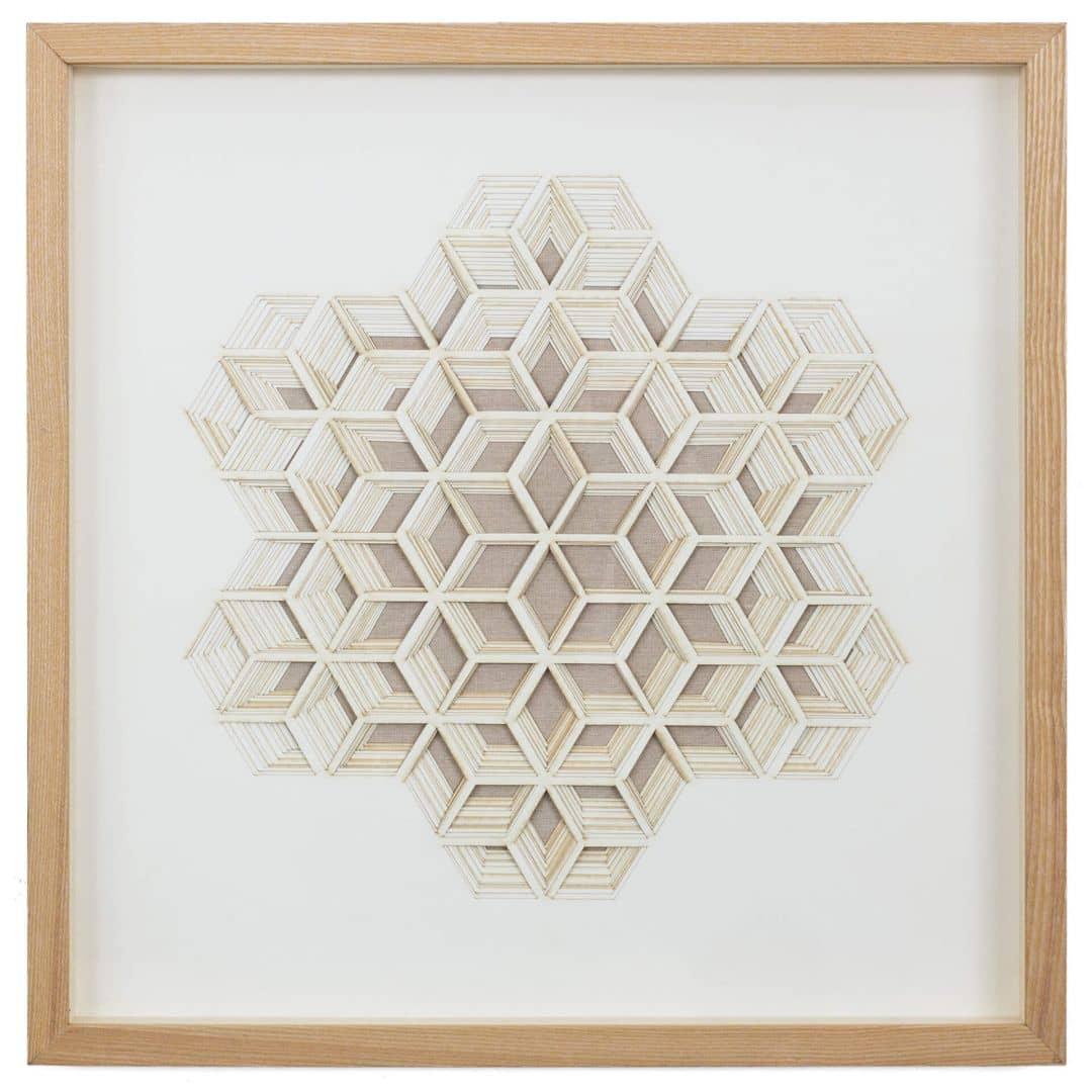 Wahnsinnig Schlafzimmerdesign Dekoration Inspiriert In Der Natur Themen: Bilder Papierkunst Cell Structure 60cm X 60cm-F23R7