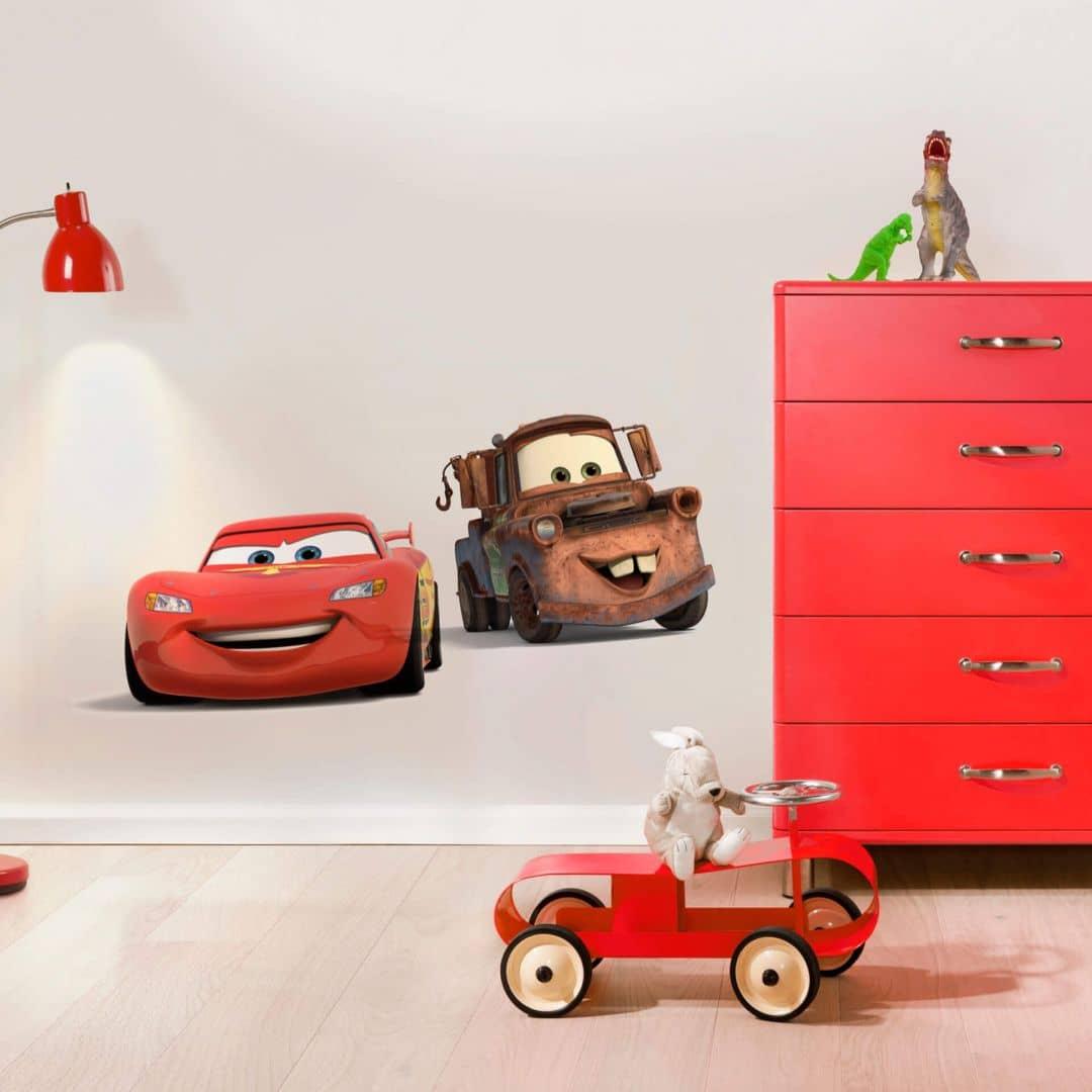 Wandsticker Disney Cars Friends