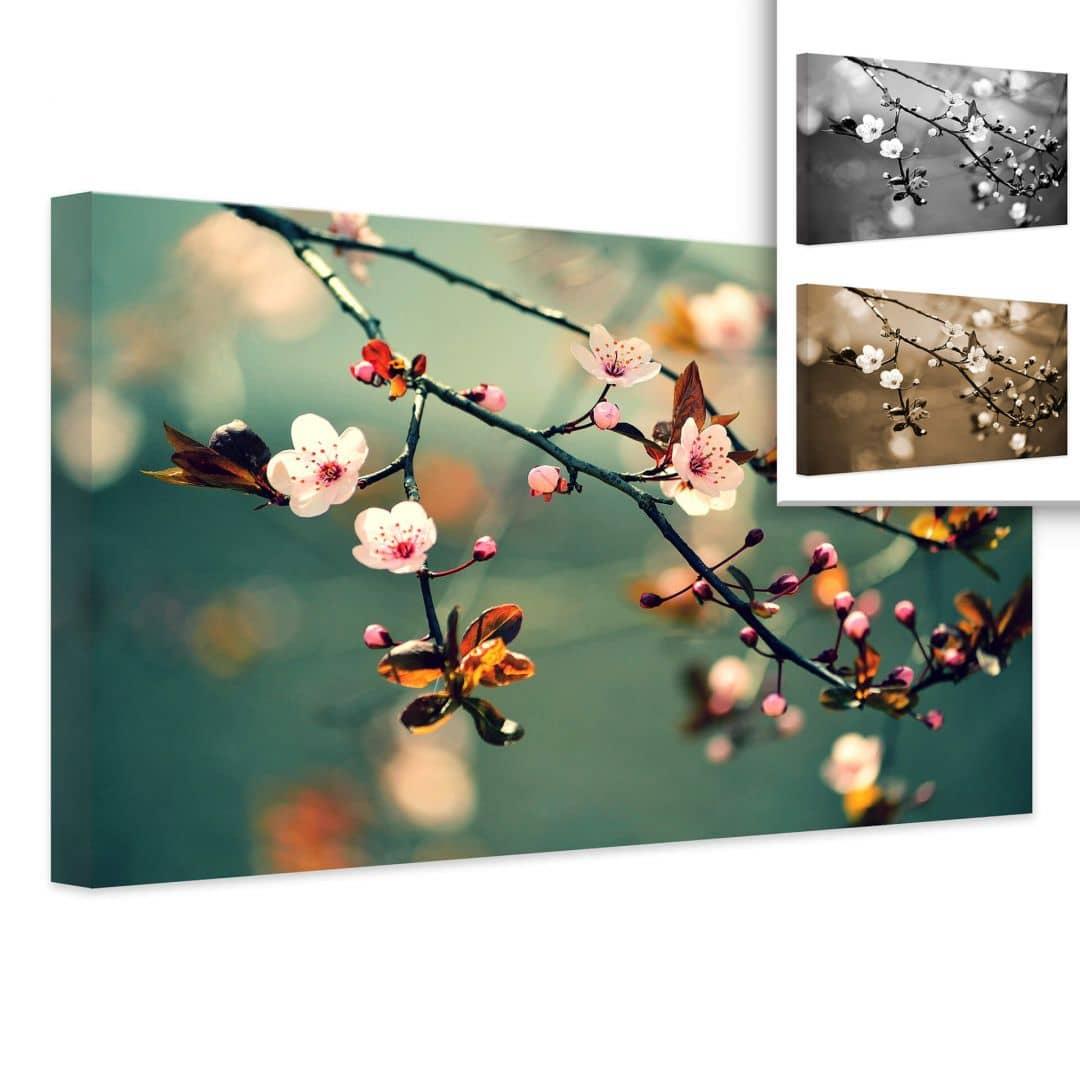 Canvas Ontwakend Voorjaar