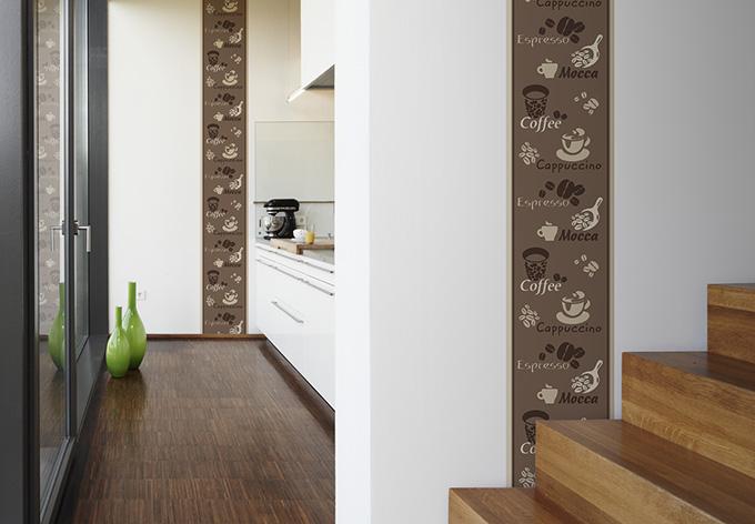 livingwalls dekopanel panel braun wall. Black Bedroom Furniture Sets. Home Design Ideas