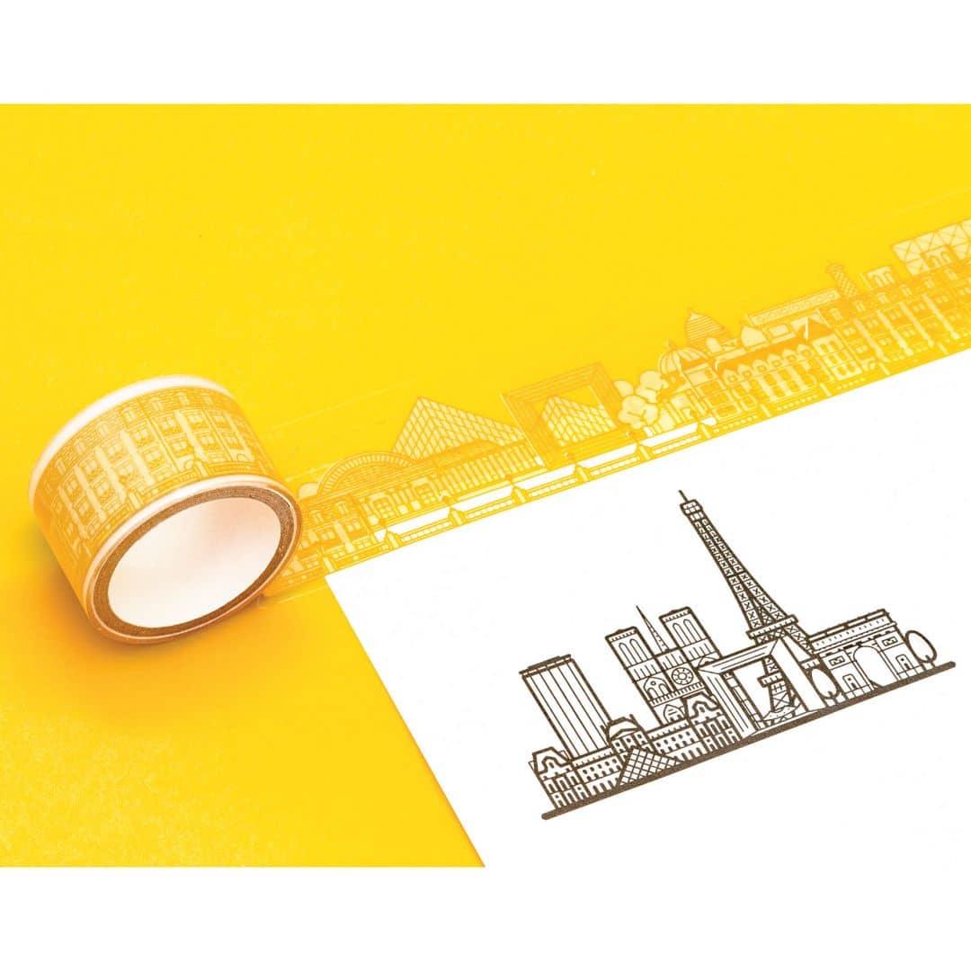 City Tape - Paris