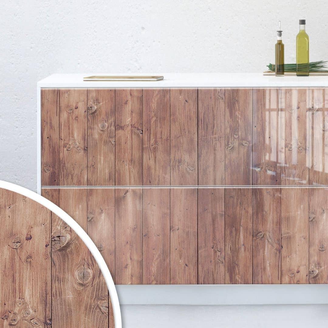 Pellicola per mobili legno 09 wall - Pellicole adesive per mobili ...