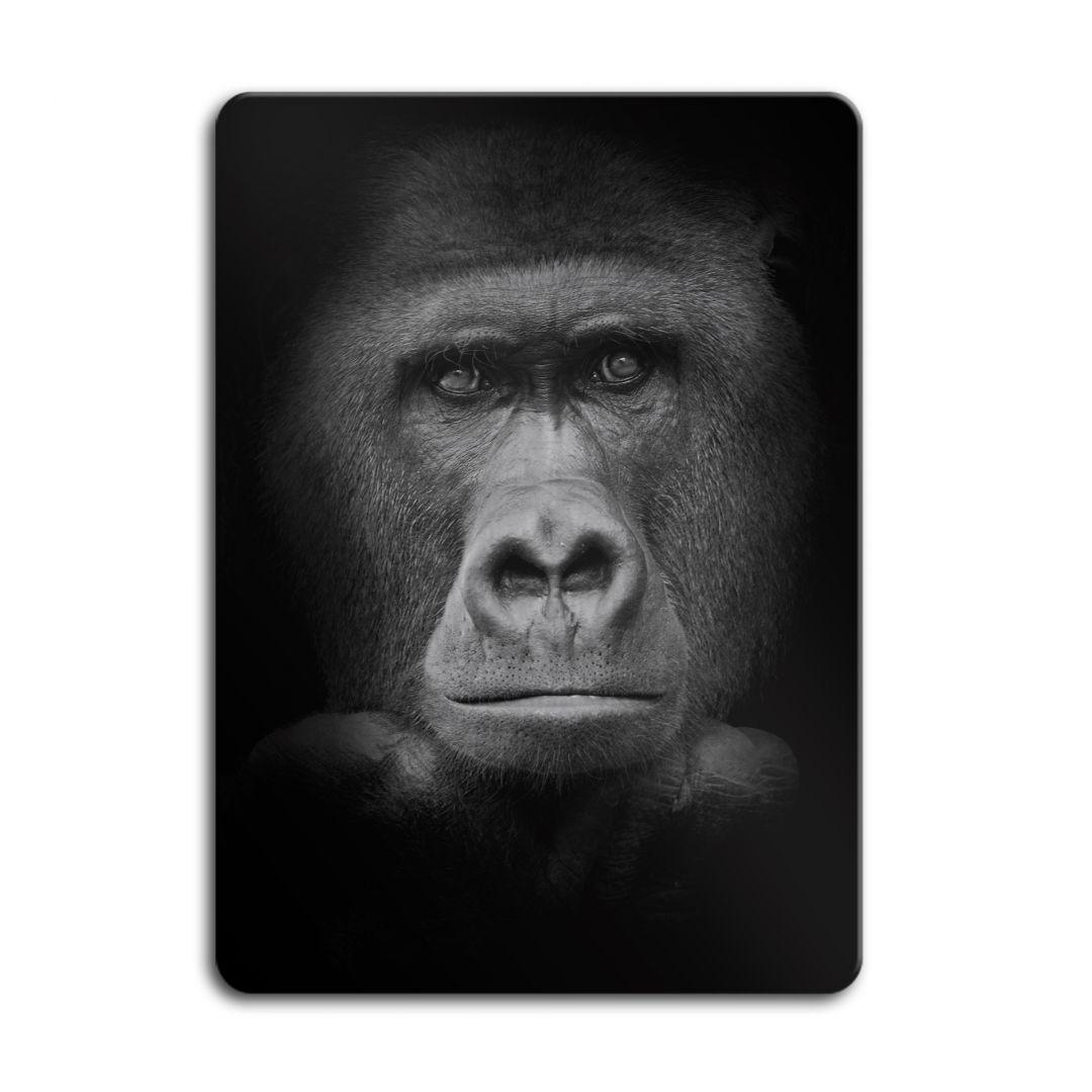 Magnettafel Gorilla