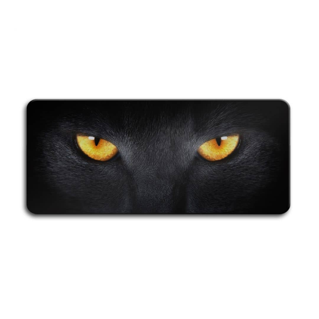 Tableau magn tique yeux de chat wall for Meuble 70x30