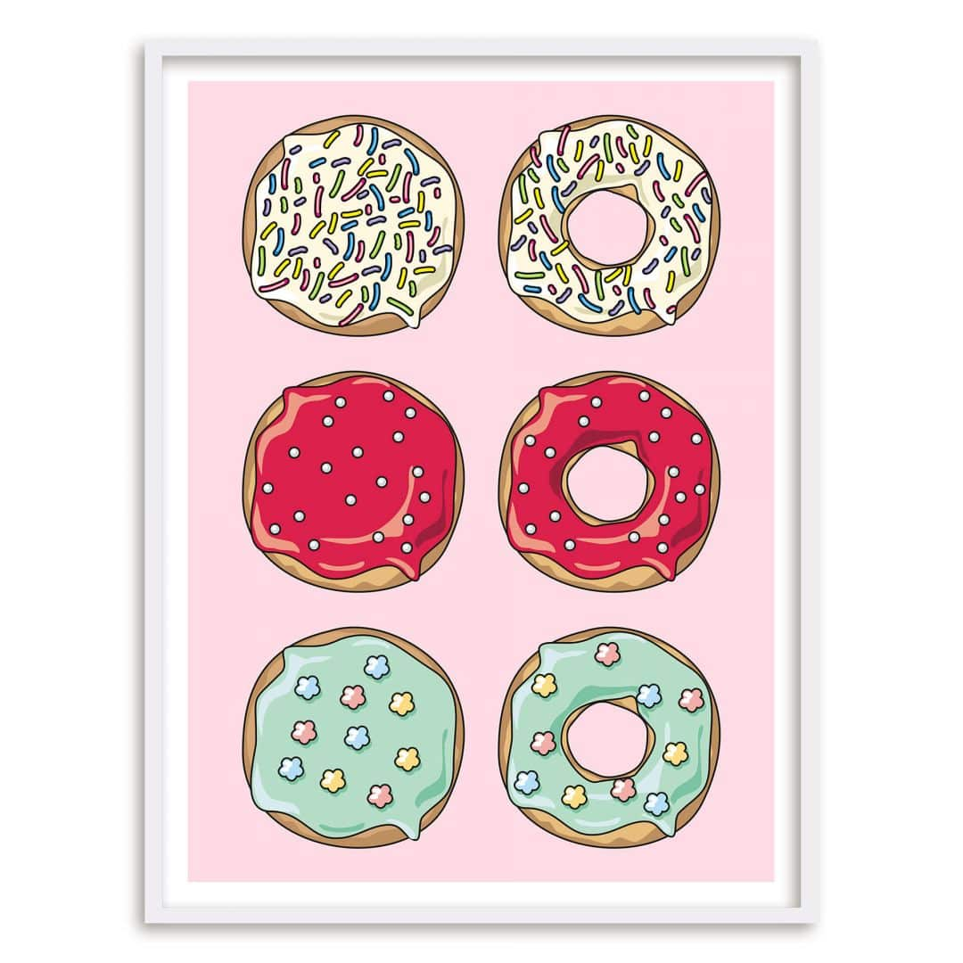 Poster Donuts 02