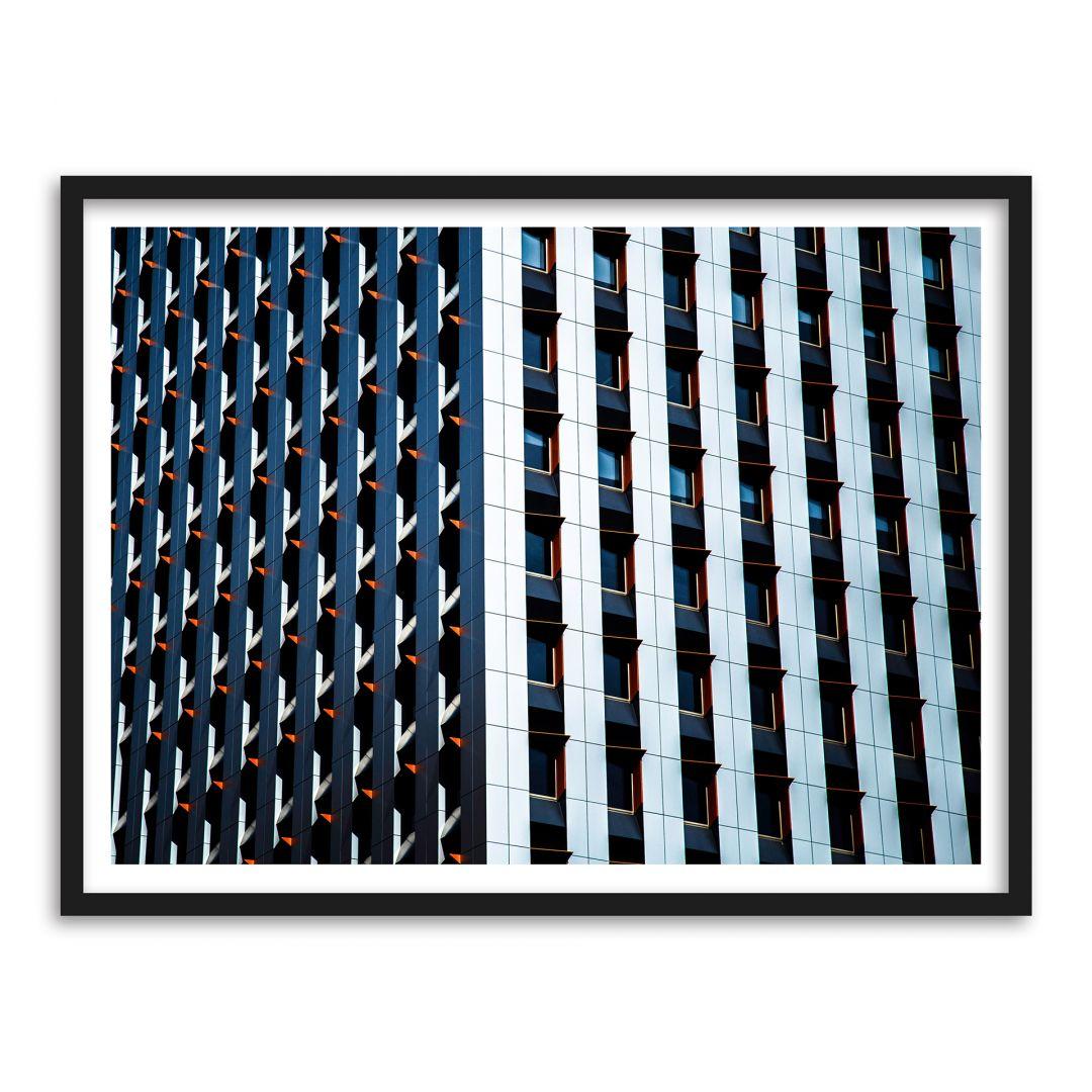 Poster mit Bilderrahmen Perspektiven 03