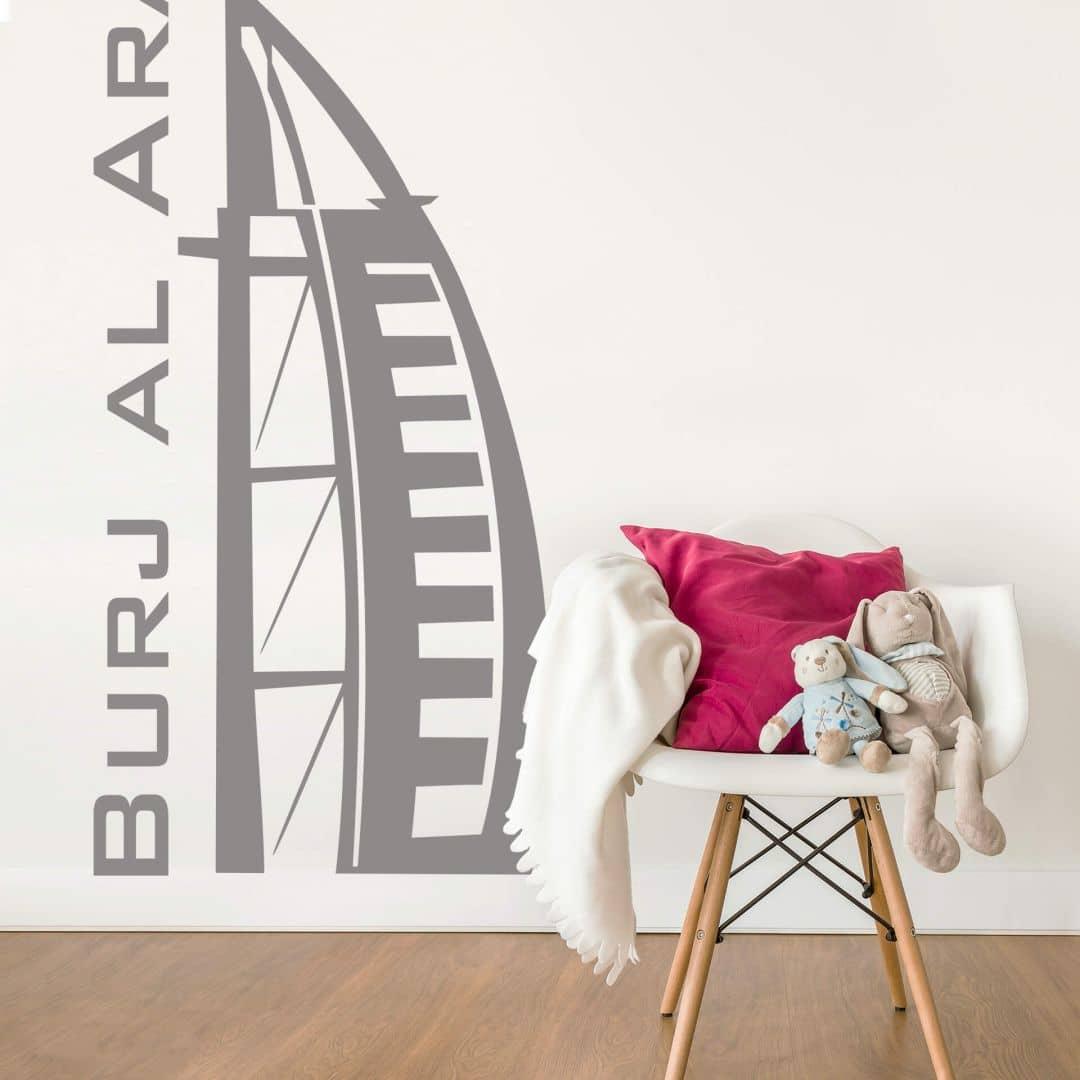 Burj Al Arab Wall sticker