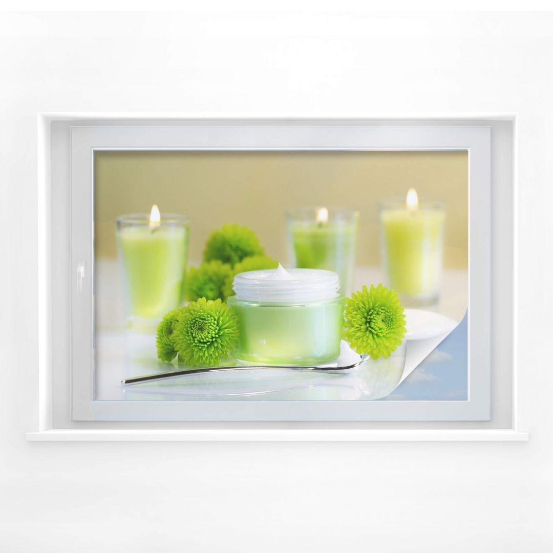 Pellicola adesiva per vetri candele al limone wall for Pellicola adesiva per vetri ikea