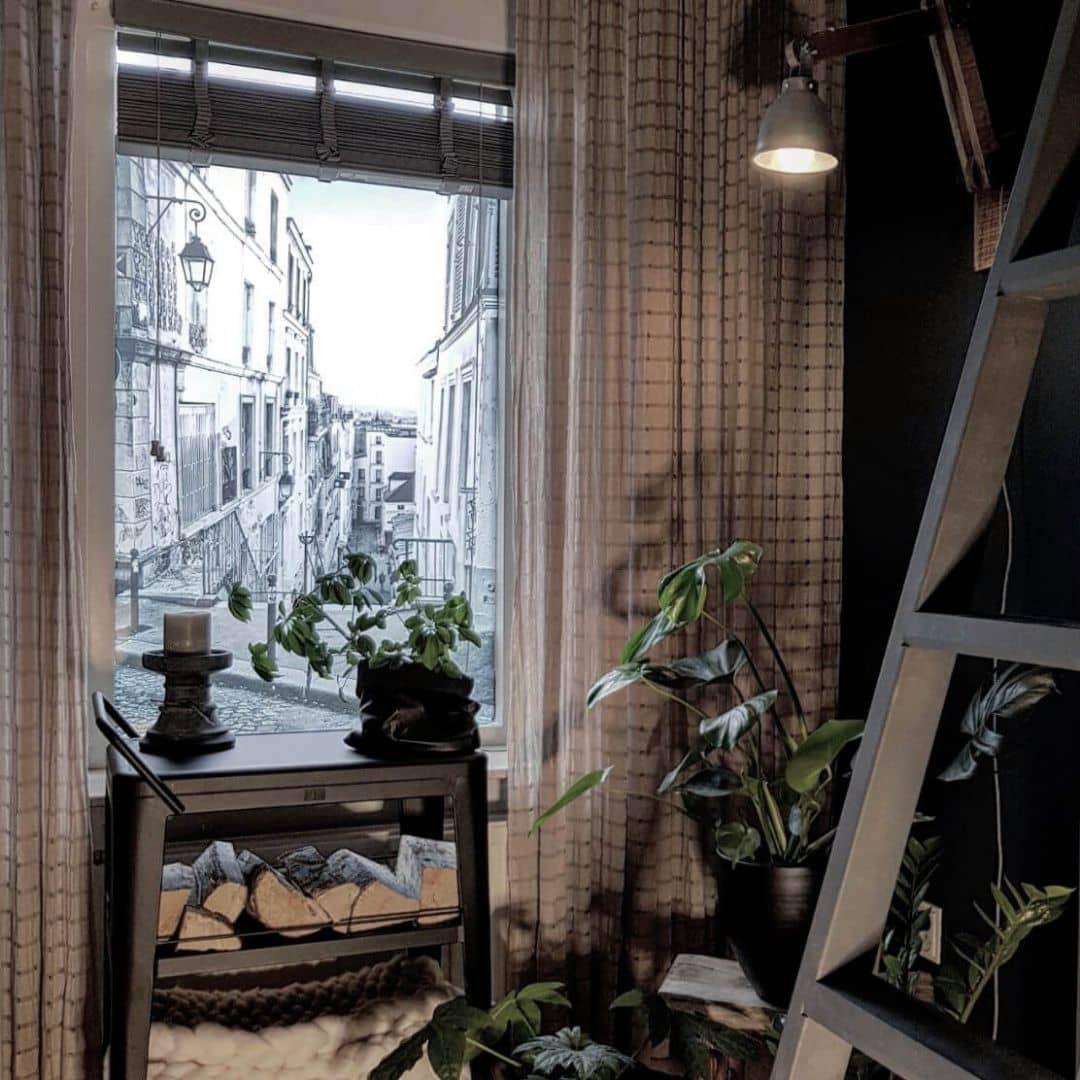 Pellicola adesiva per vetri montmartre - Pellicole vetri finestre ...