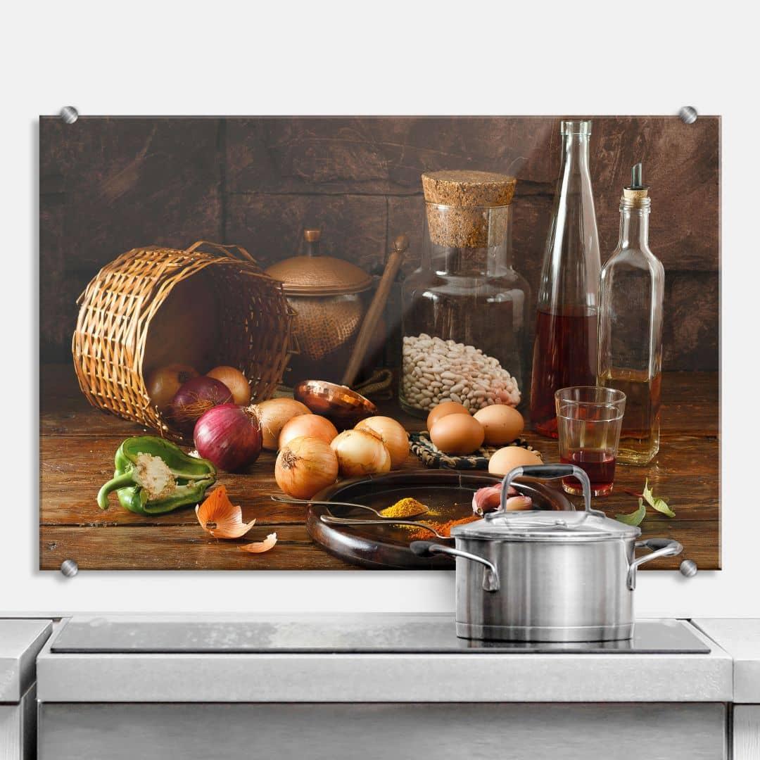 Pannello paraschizzi laercio cucina ungherese - Pannello paraschizzi cucina ...