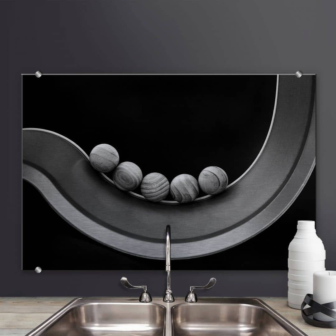 Splashback Alu Dibond Hammer The Five Wall Art Com