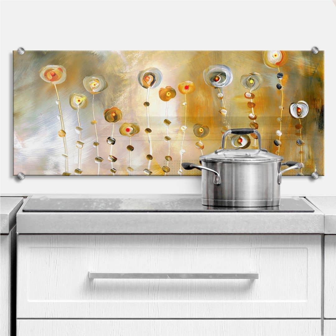 Niksic - Golden Eye - Panorama - Kitchen Splashback