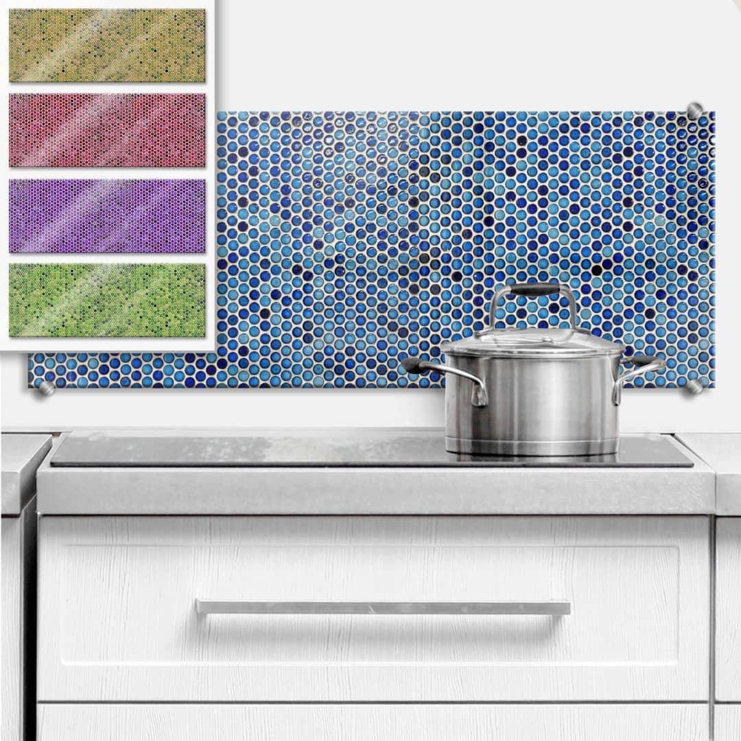 Mosaic 03 - Panorama - Kitchen Splashback