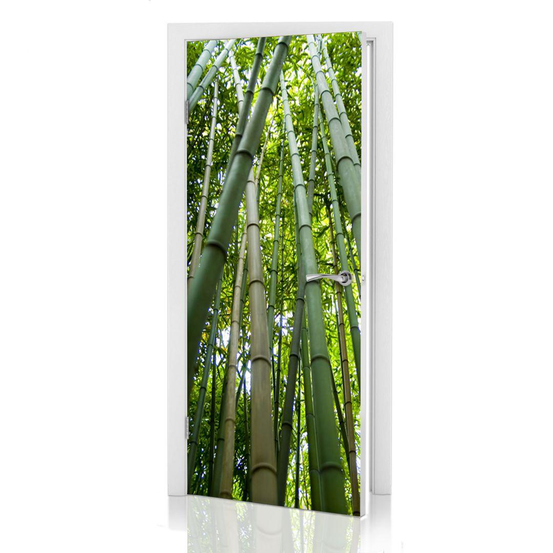 Adesivi per porte bamb - Pellicole adesive per porte ...