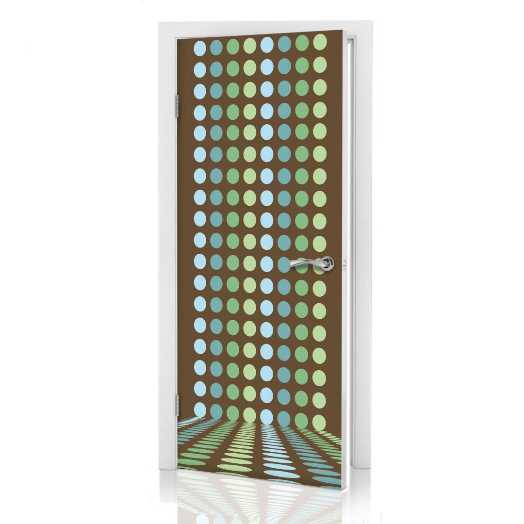 Adesivi per porte r tro for Specchi adesivi per porte
