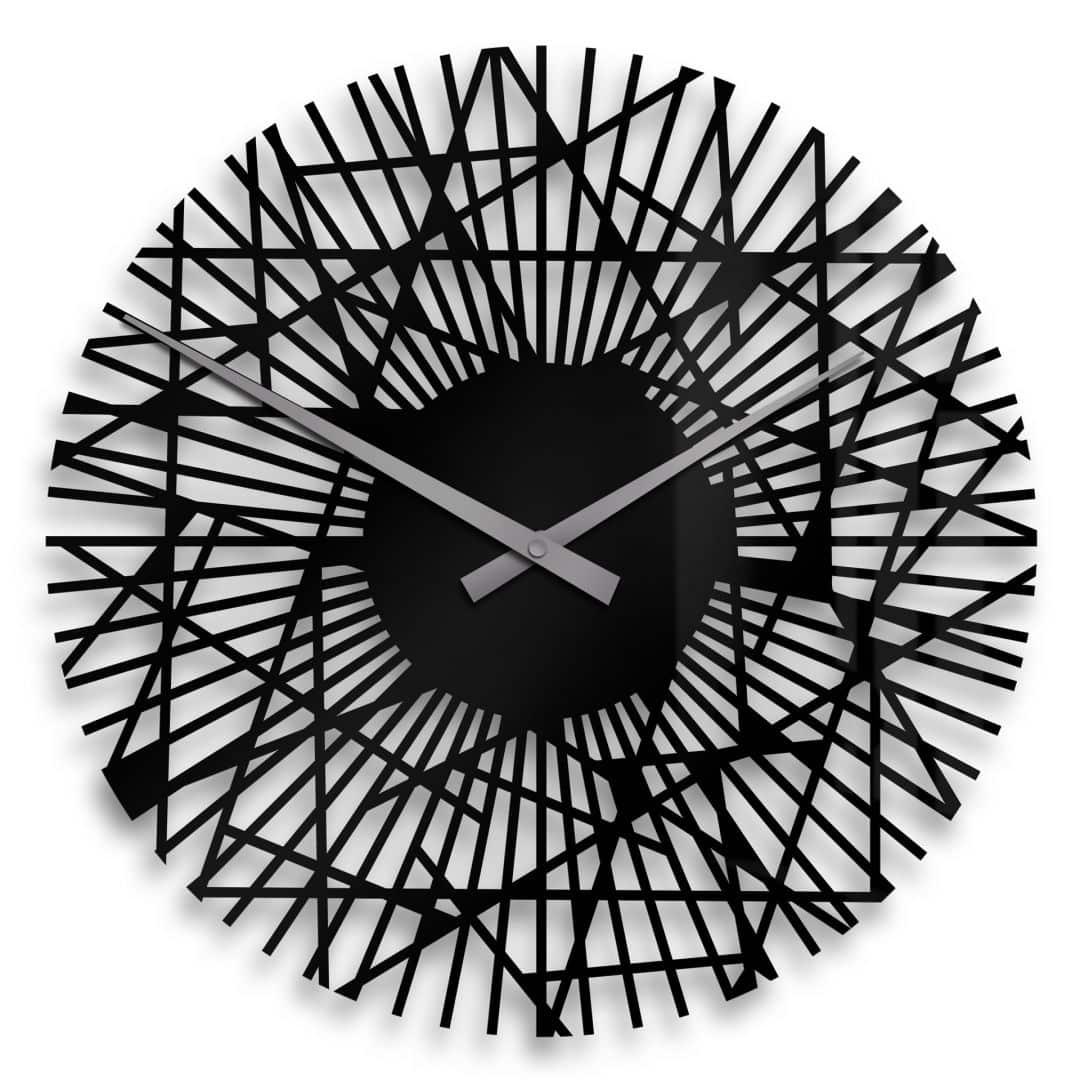 Wanduhr Abstrakte Uhr