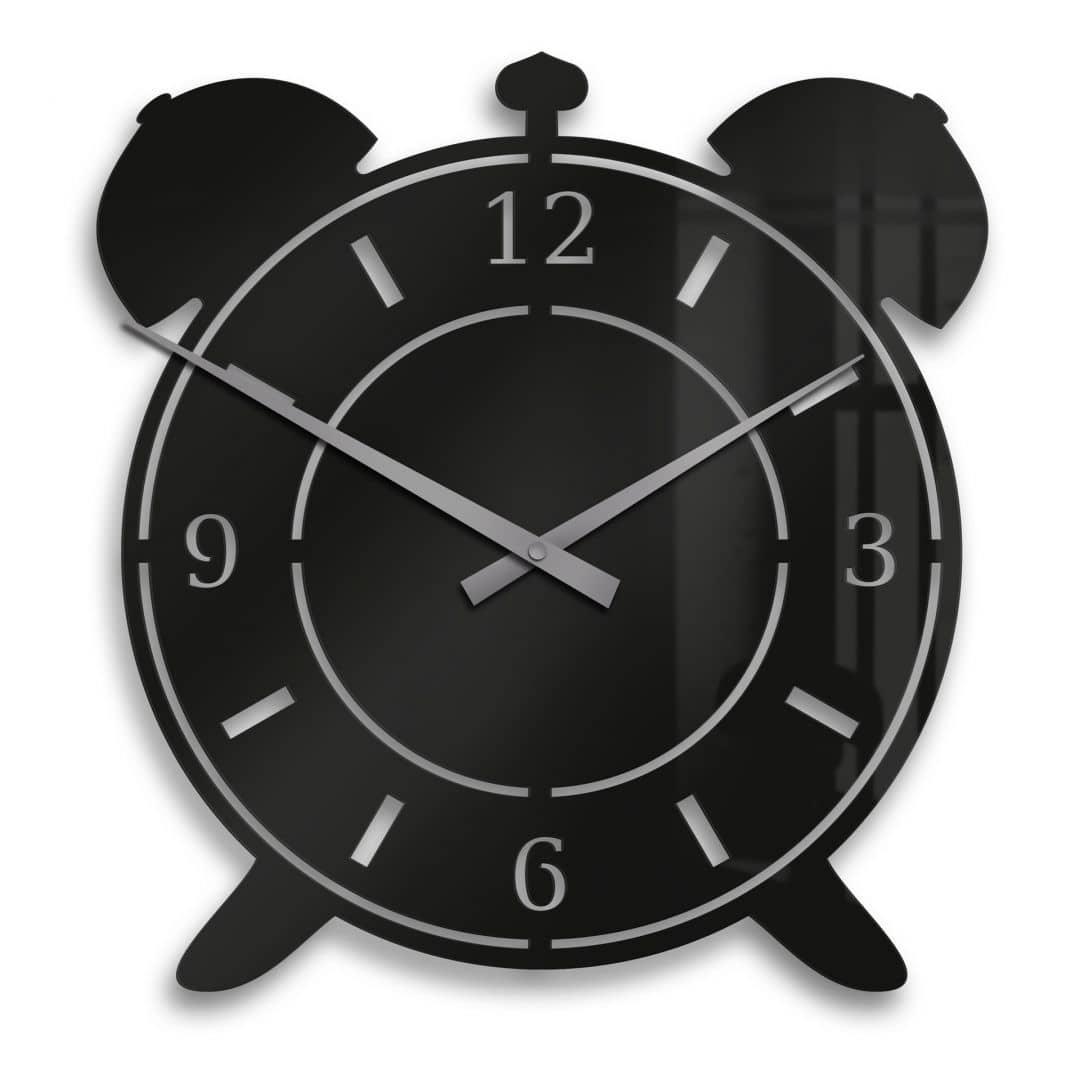 Acrylic Clock Alarm Clock