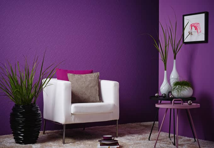 Architects Paper paintable Wallpaper Meistervlies 4 GO White, paintable