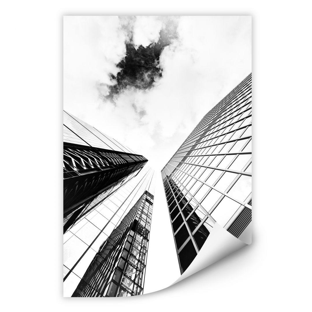 Wallprint Skyscraper