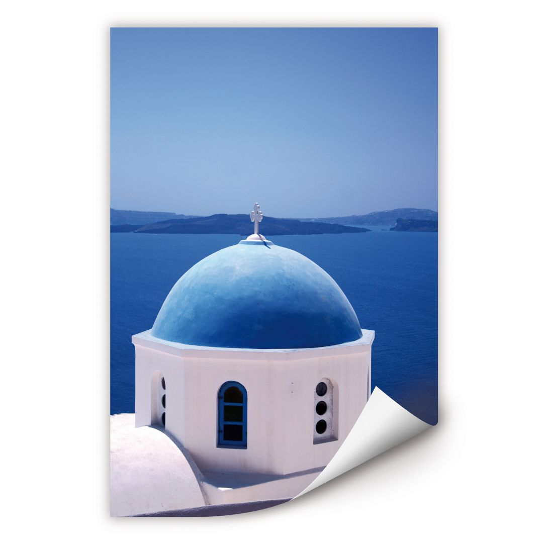 Wallprint W - Sommer in Griechenland