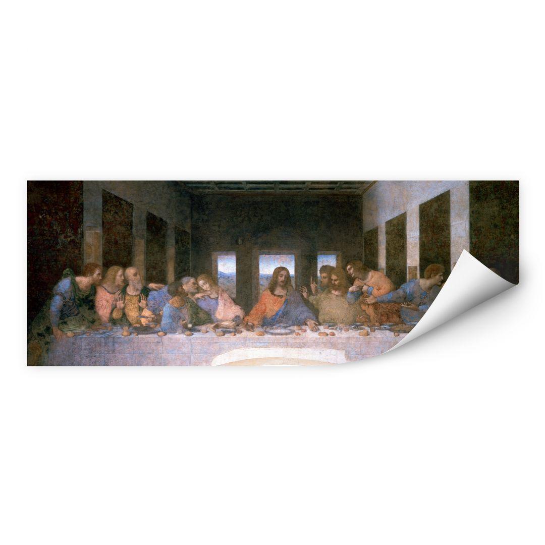 Wallprint W - Da Vinci - Das letzte Abendmahl - Panorama