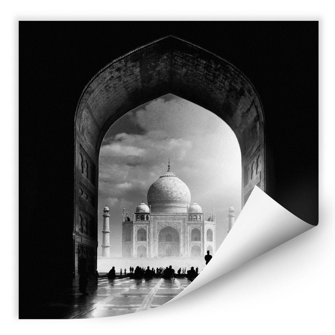 Wallprint Buhligaha - Mystical Taj Mahal