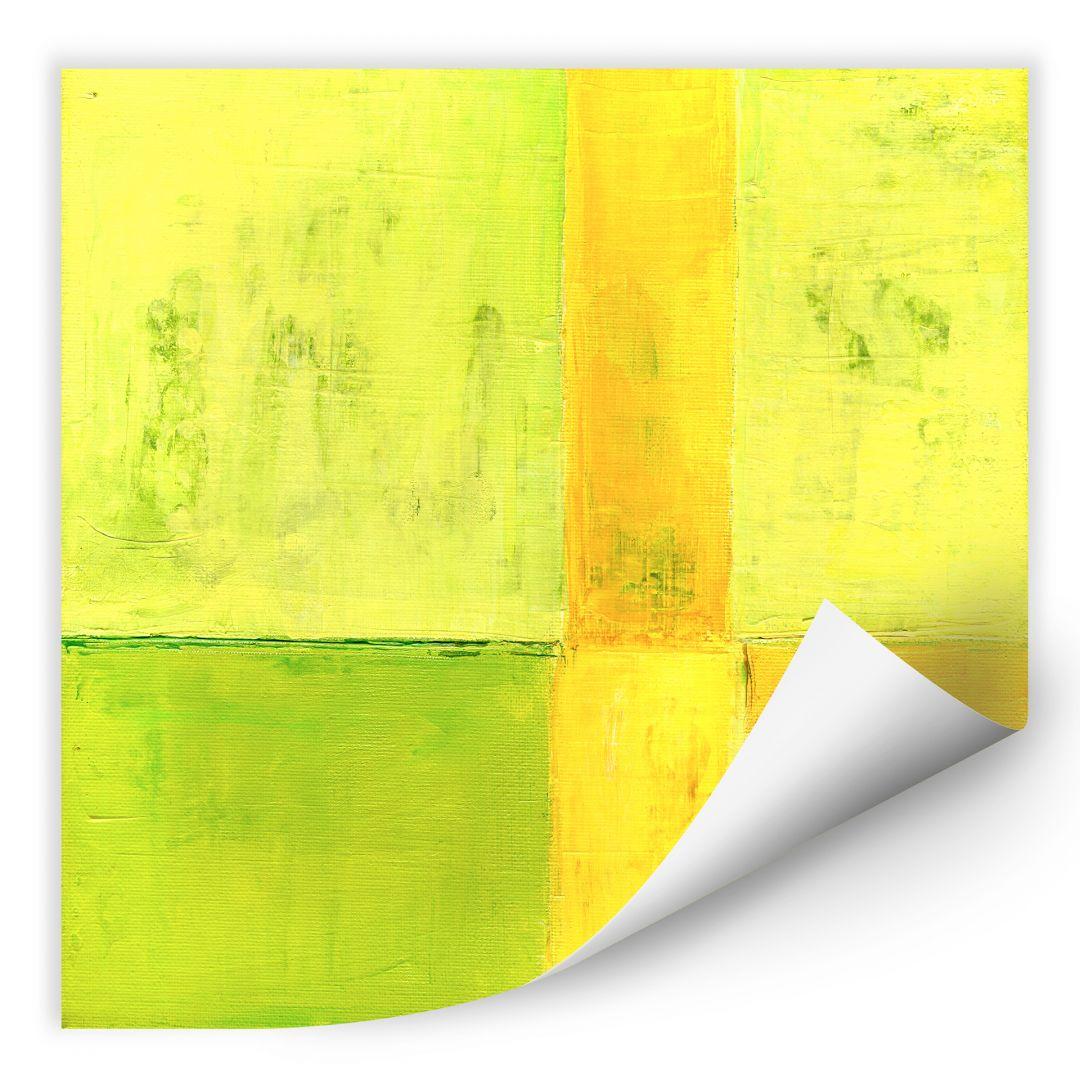 Wallprint W - Schüßler - Spring Composition I