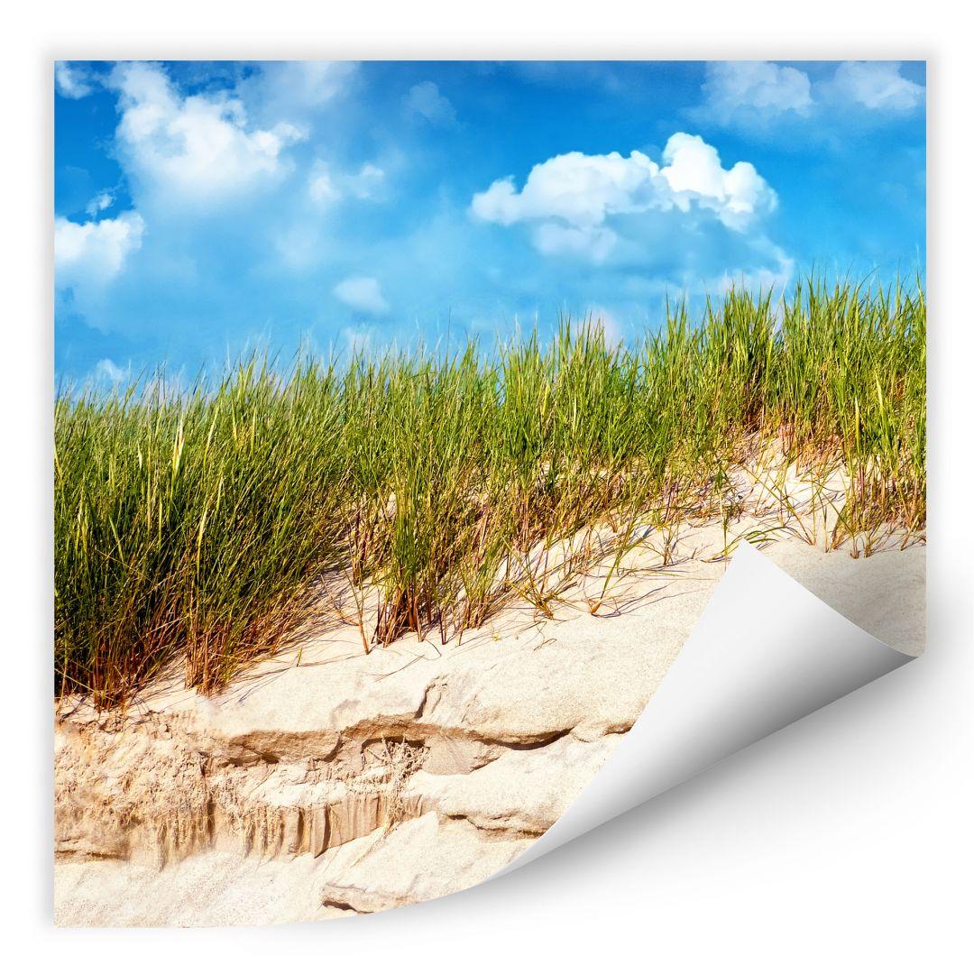 Wallprint Ostsee Dünenlandschaft - herrliches Flair für