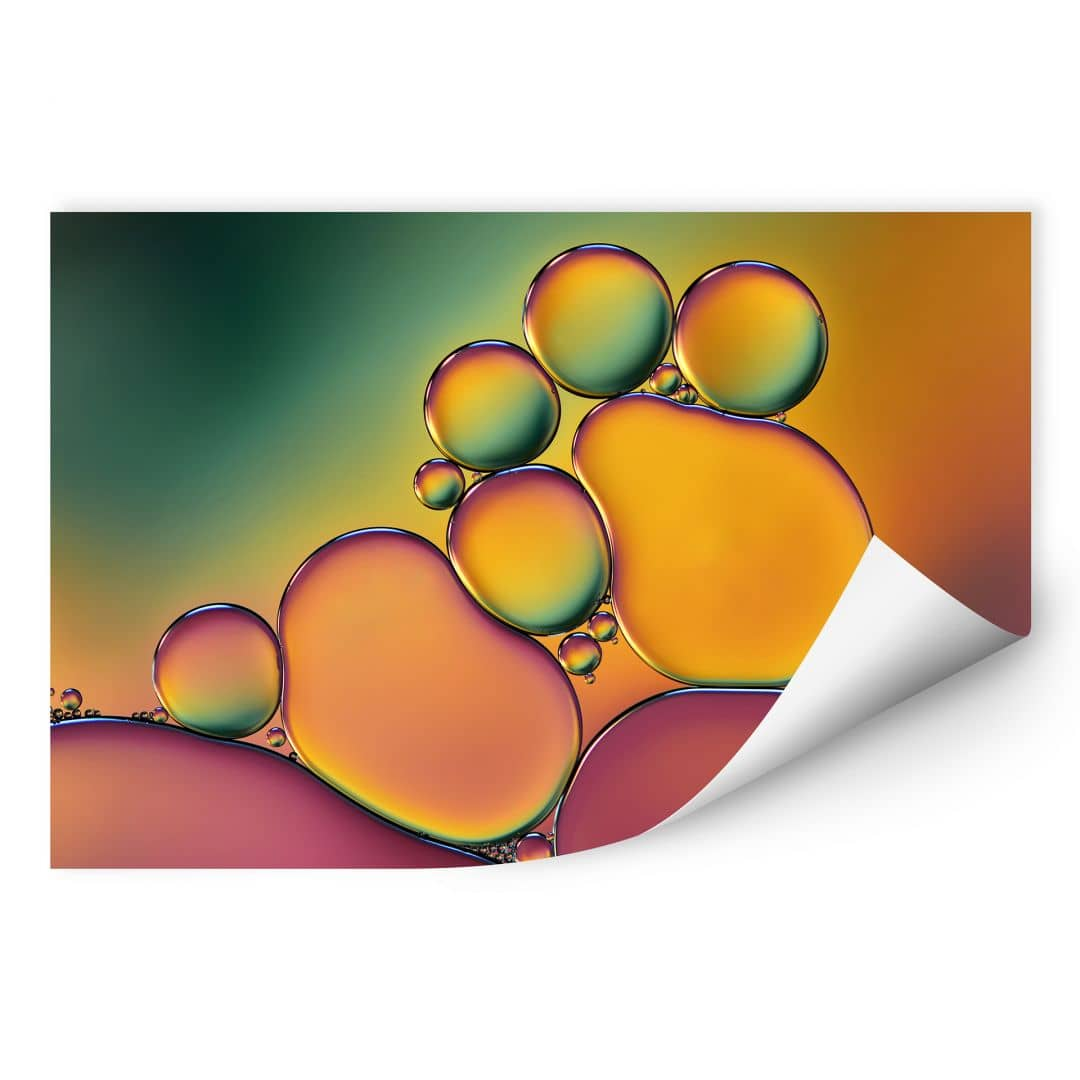 Wallprint Westum - Bubbles