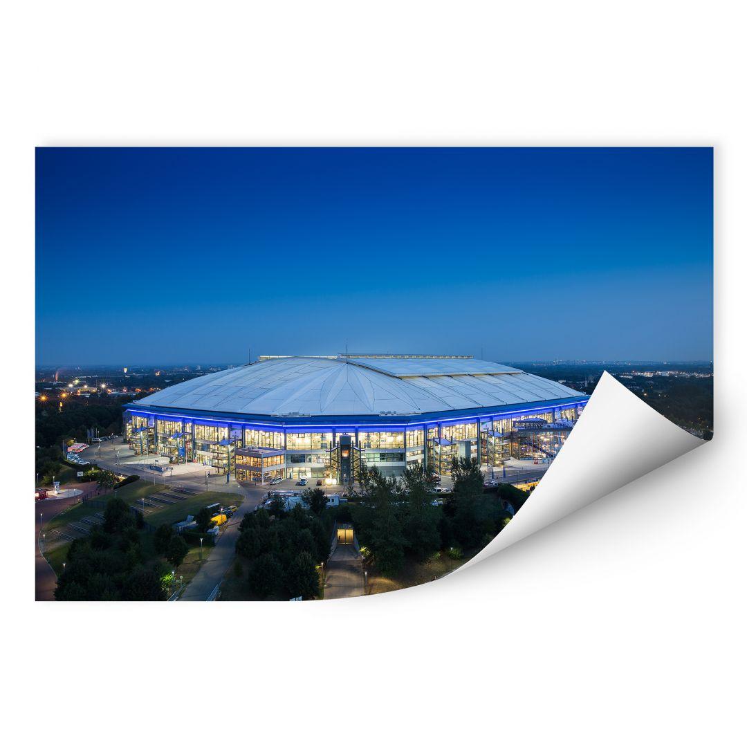 Wallprint W - Schalke Arena 02