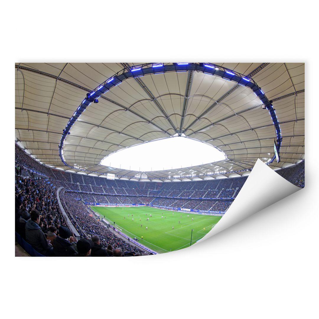 Wallprint W - HSV Arena