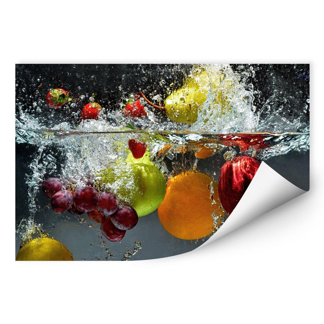 Wallprint W - Erfrischendes Obst