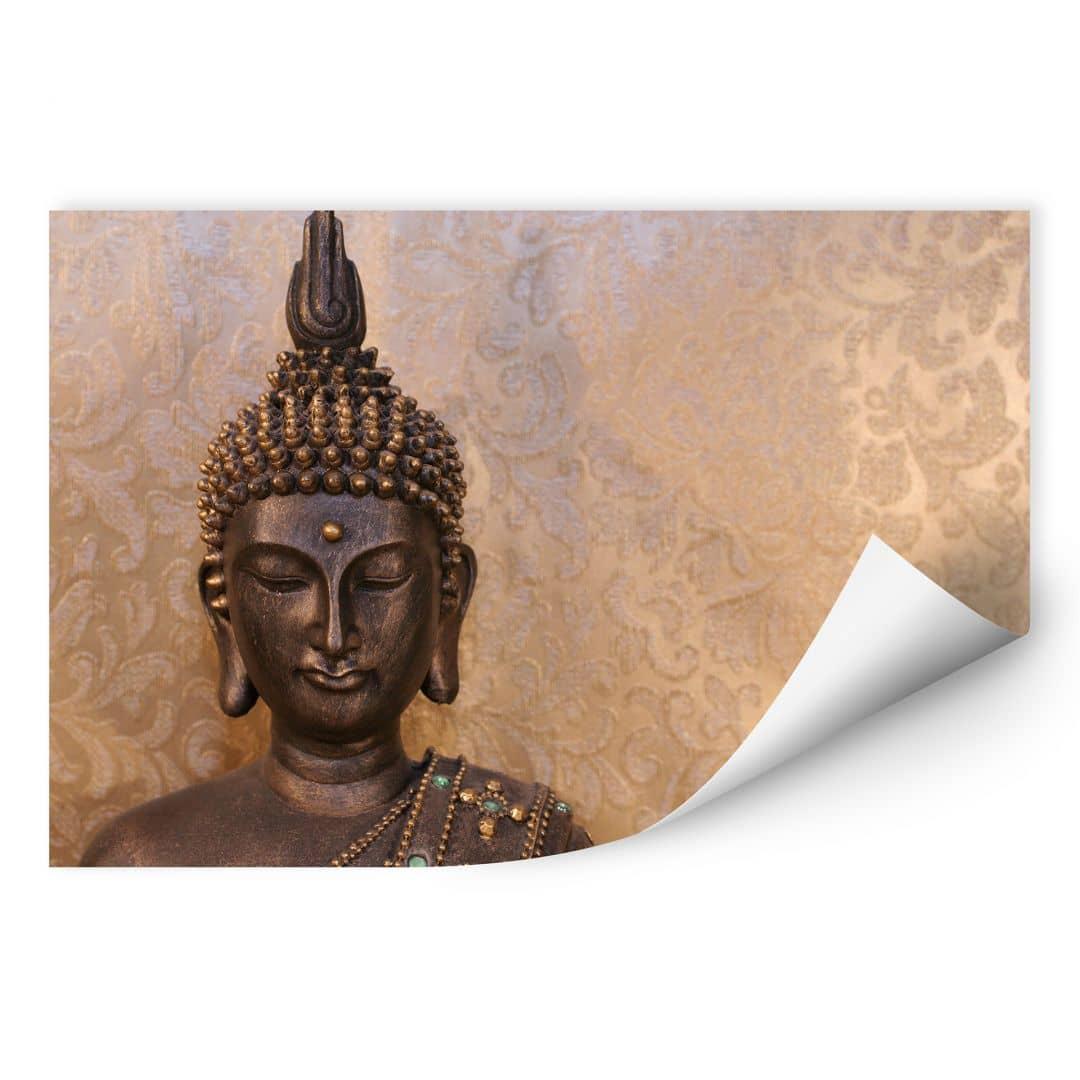 Wallprint W - Buddha der Weise