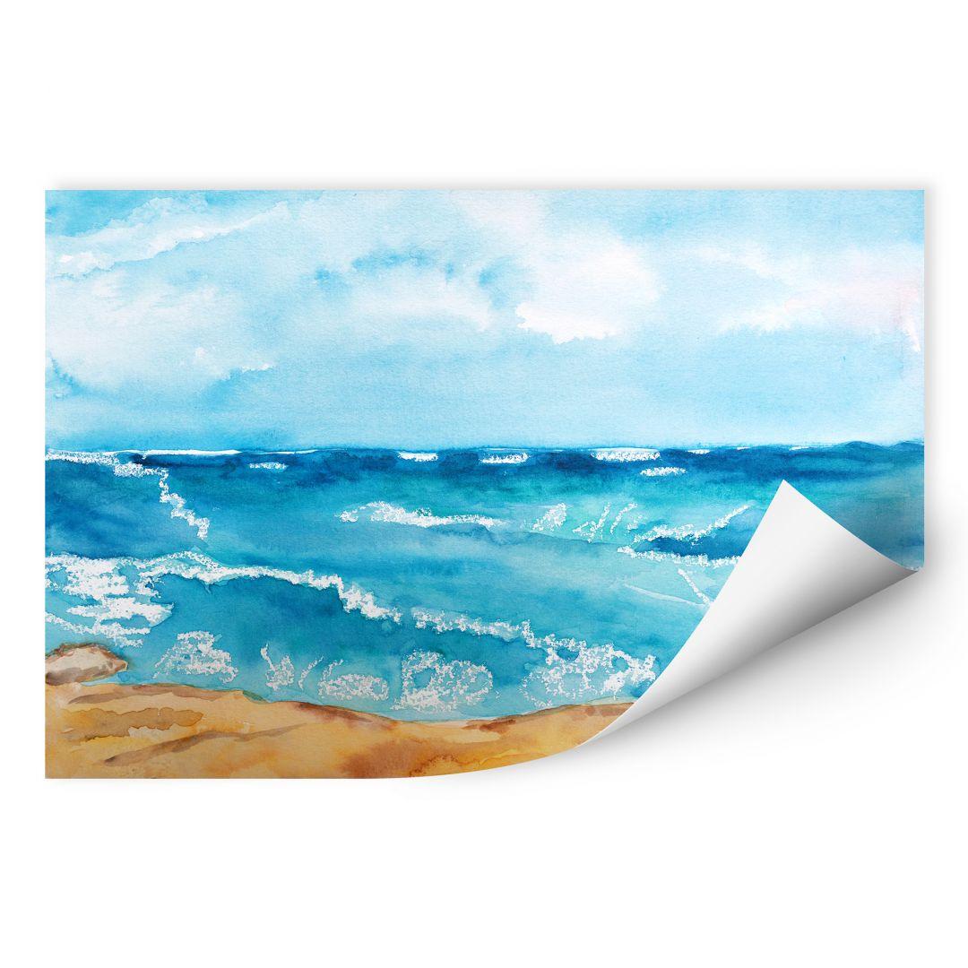 Wallprint Toetzke - Meeresrausch