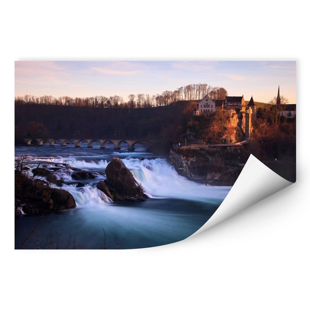 Wallprint Rheinfall