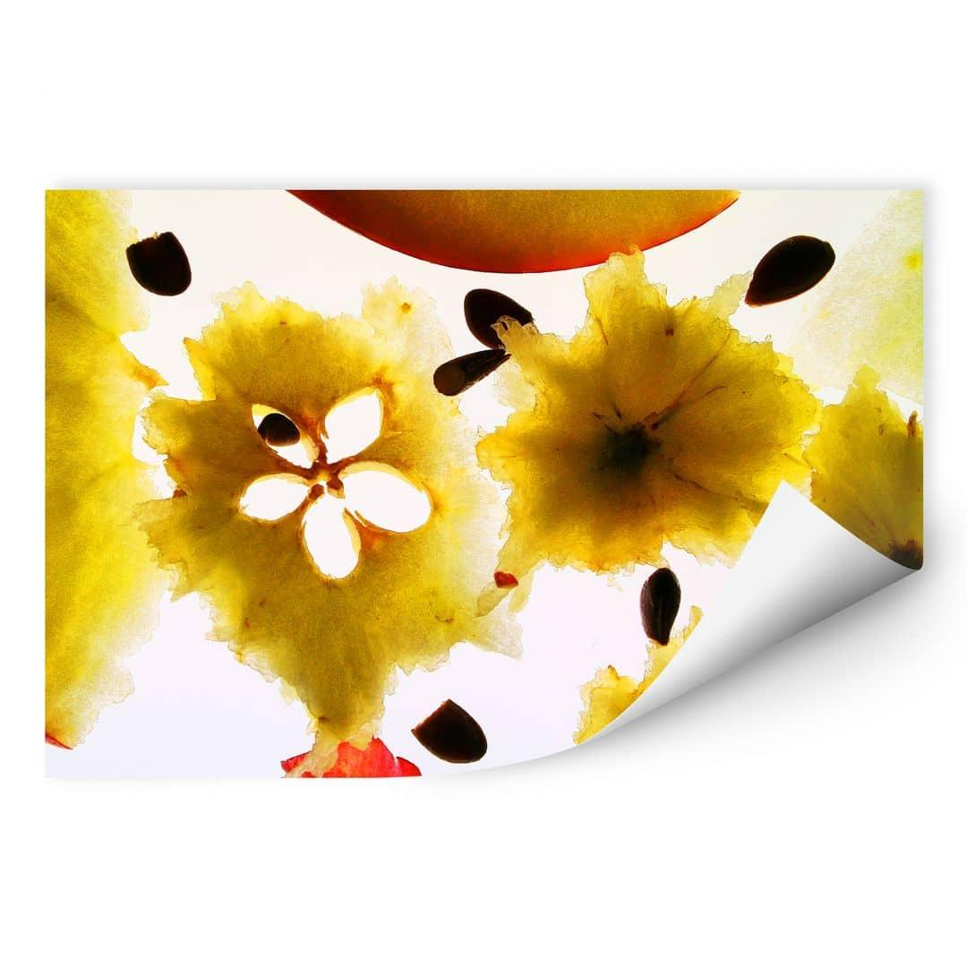 Wallprint Abstract Fruits