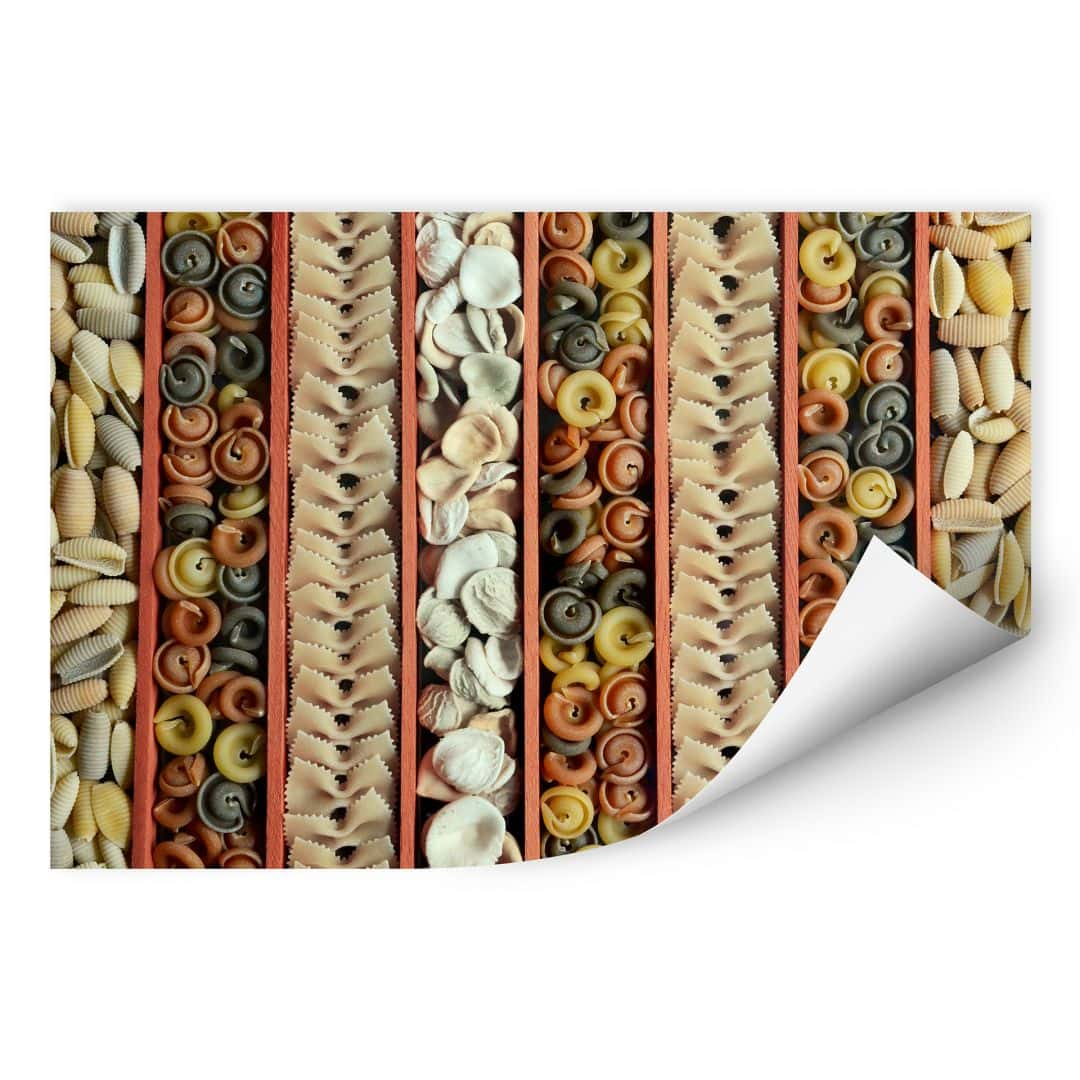 Wallprint Pasta Collection