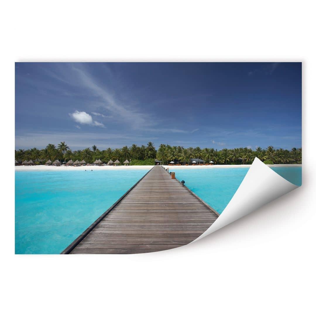 Wallprint W - Karibik