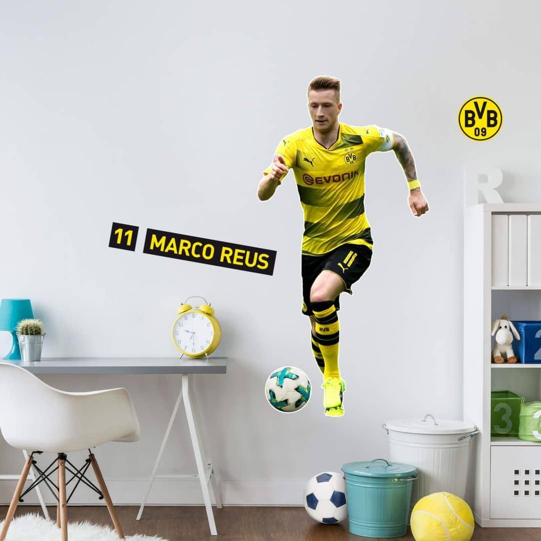Wandsticker BVB - Marco Reus