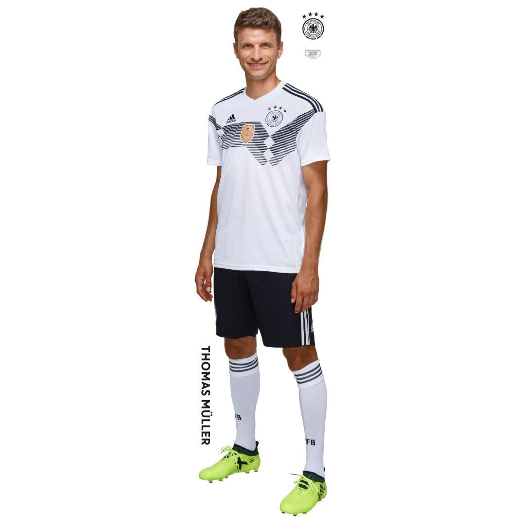 Wandsticker DFB - Thomas Müller