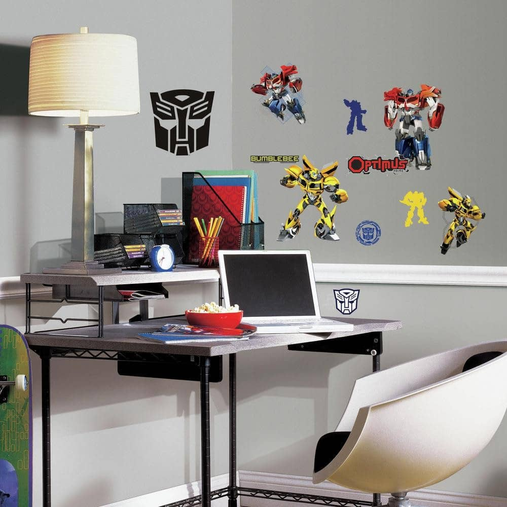 Wandsticker - Set Transformers Autobots
