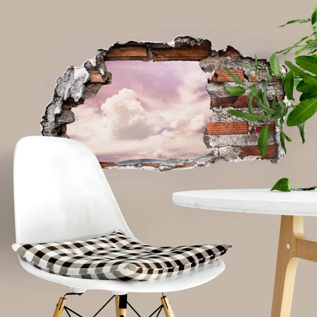 3d wandtattoo clouds wall for 3d wandtattoo schlafzimmer