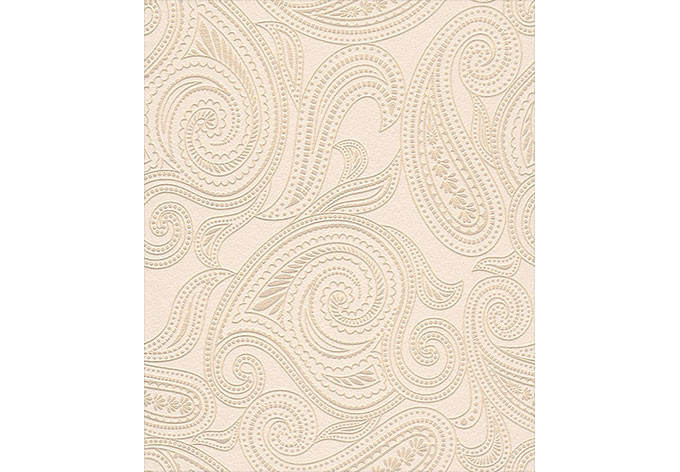 barbara becker vliestapete b b home passion 2016 muster 716702 creme wall. Black Bedroom Furniture Sets. Home Design Ideas