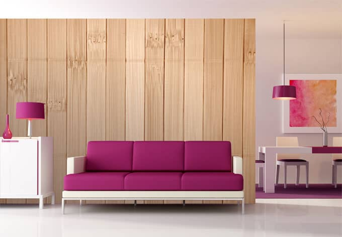 fototapete holzpaneele holzoptik als wanddekoration wall. Black Bedroom Furniture Sets. Home Design Ideas