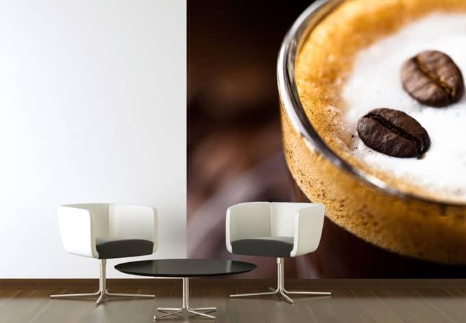 fototapete coffee 2 von k l wall art wall. Black Bedroom Furniture Sets. Home Design Ideas
