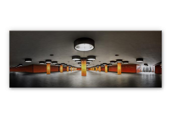 alu dibond bild kay pk messe berlin wall. Black Bedroom Furniture Sets. Home Design Ideas