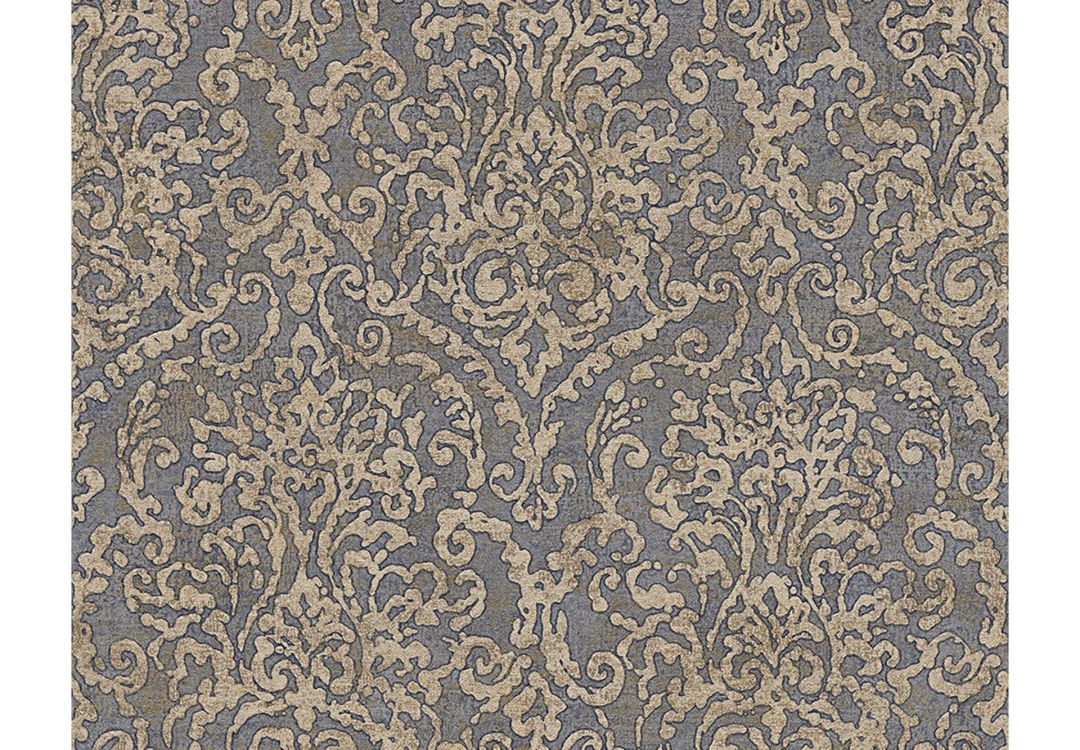 a s cr ation tapete bohemian burlesque beige blau braun. Black Bedroom Furniture Sets. Home Design Ideas