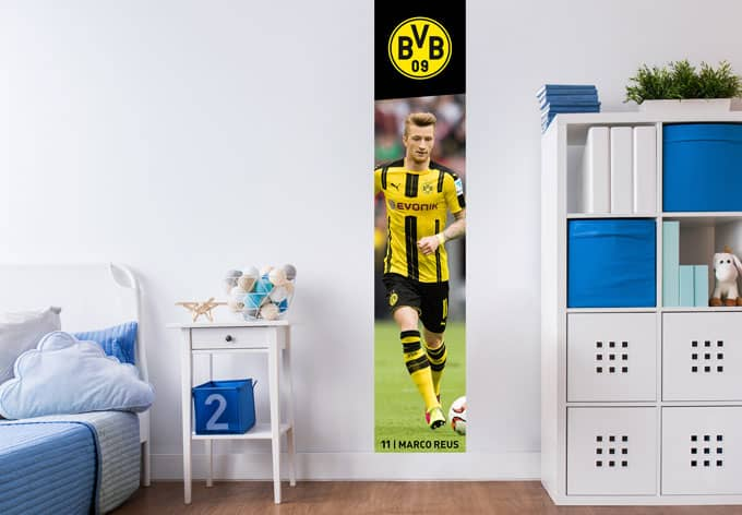 Marco Pvc Wall Panels : Dekopanel bvb marco reus wall art