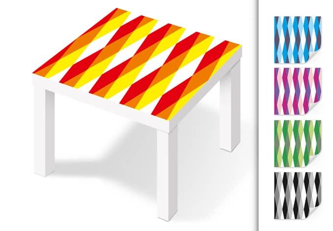 Adhesive Film for IKEA Lack - - wall-art.com